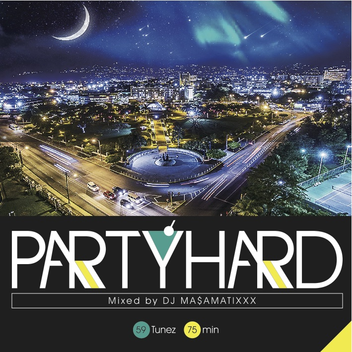 DJ MASAMATIXXX / PARTY HARD vol.6