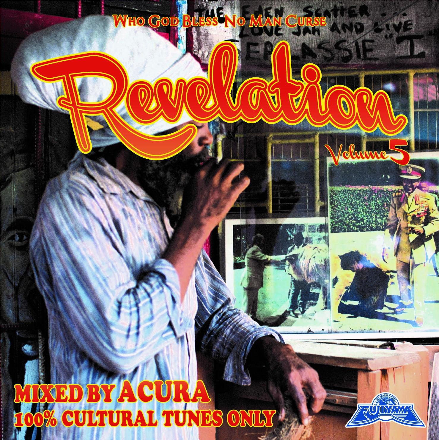 ACURA from FUJIYAMA SOUND / REVELATION vol.5