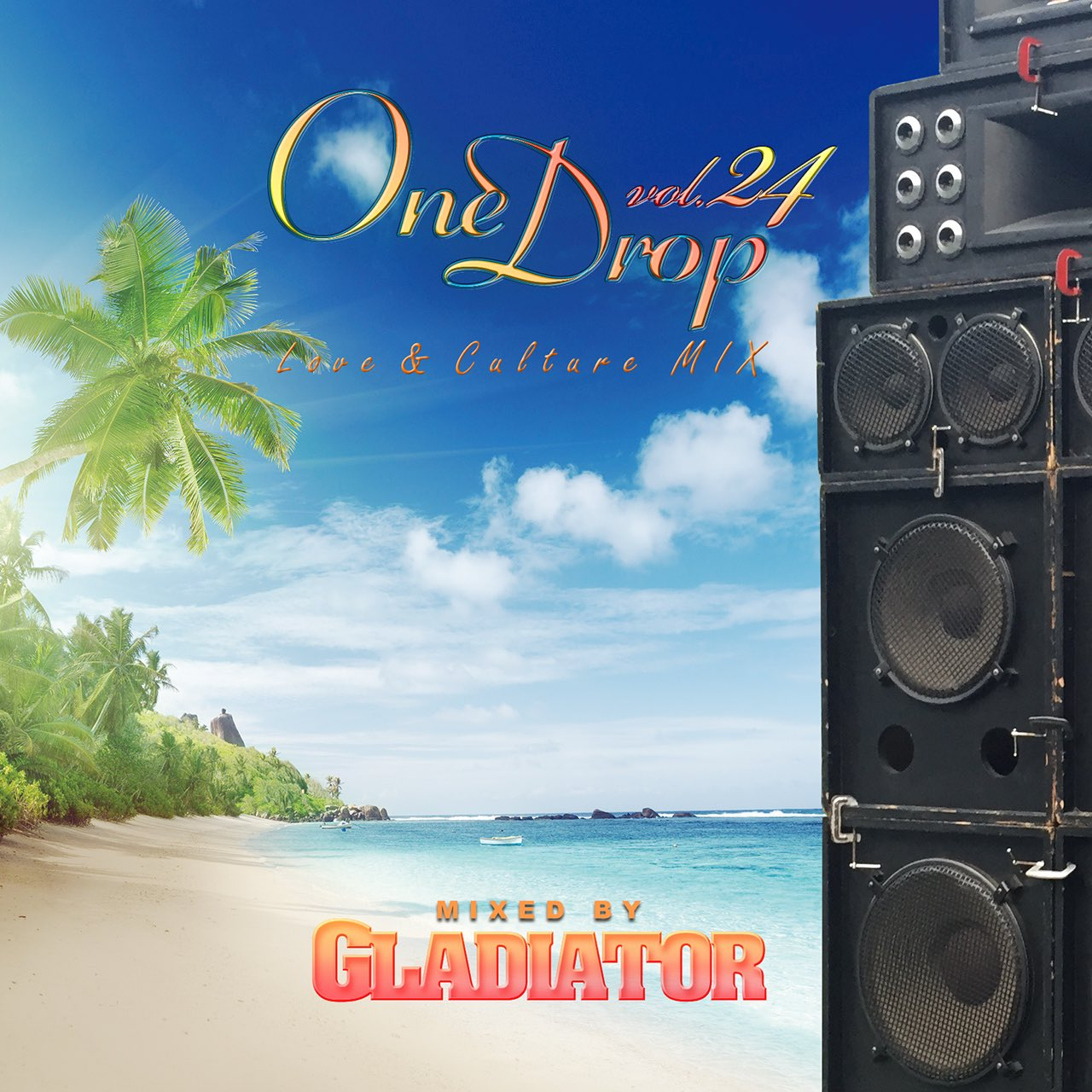 GLADIATOR / One Drop vol.24