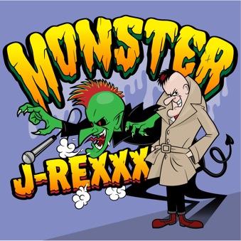 7月3日発売 J-REXXX / MONSTER