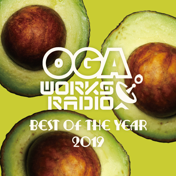 OGA from JAH WORKS / OGA WORKS RADIO MIX VOL.13