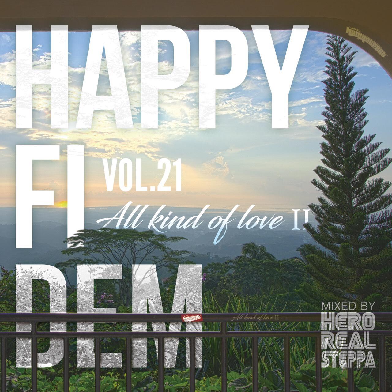 HUMAN CREST /  HAPPY FI DEM Vol.21 - ALL KIND OF LOVE 2-