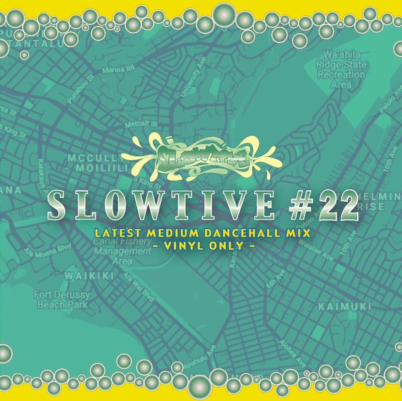 SERPENT / SLOWTIVE #22