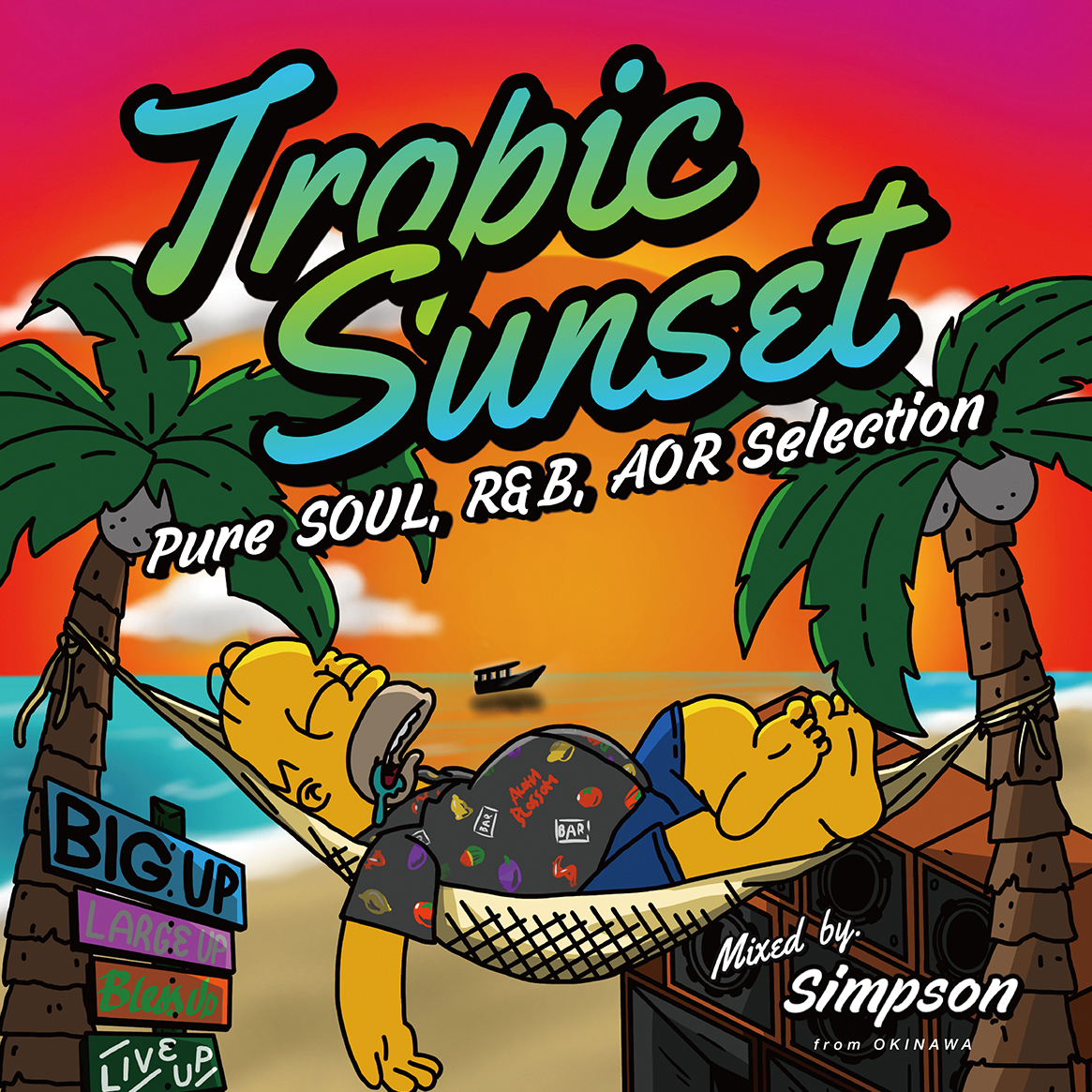 Simpson from OKINAWA / Tropic Sunset