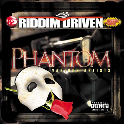 V.A. / RIDDIM DRIVEN -PHANTOM-