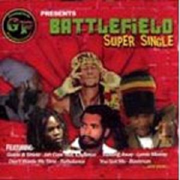 V.A. / BATTLEFIELD -SUPER SINGLE-