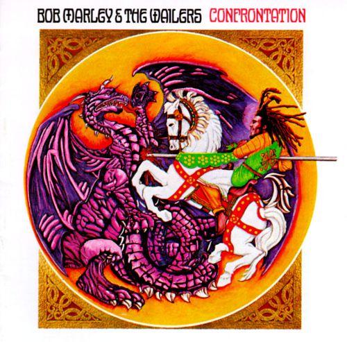 BOB MARLEY & THE WAILERS / CONFRONTATION -REMASTER-
