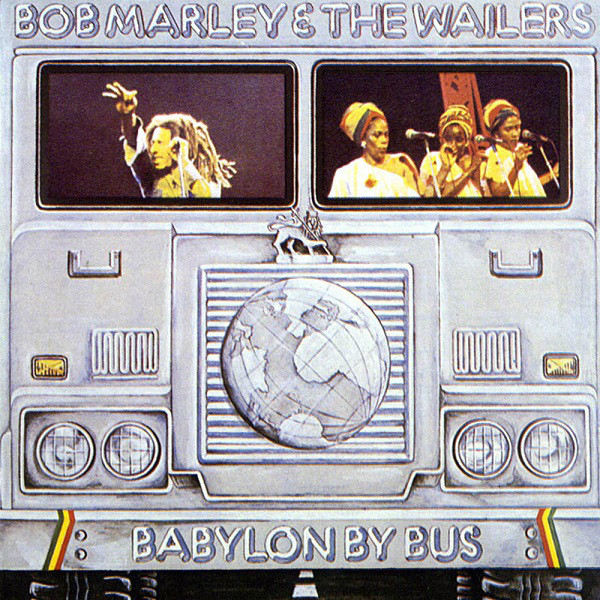 BOB MARLEY & THE WAILERS / BABYLON BY BUS -REMASTER-