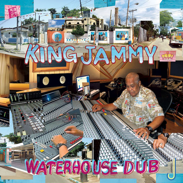 KING JAMMY / WATERHOUSE DUB
