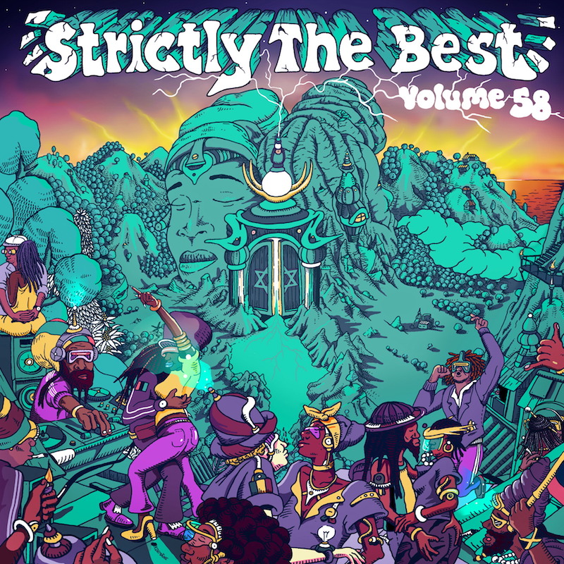 V.A. / STRICTLY THE BEST vol.58 -REGGAE EDITION-