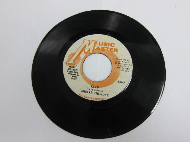 SHELLY THUNDER / KUFF / MUSIC MASTER