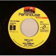 BERES HAMMOND / FIRE & ICE / FIRE & ICE RIDDIM / PENTHOUSE
