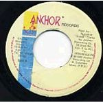 FREDDIE McGREGOR & CYNTHIA SCHLOSS / NOT AS HAPPY / ANCHOR