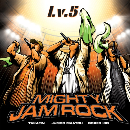 MIGHTY JAM ROCK / L.V.5