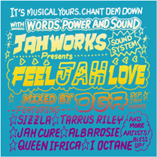 OGA from JAH WORKS / FEEL JAH LOVE vol.1 (※ジャケ無し)