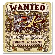 RODEM CYCLONE / WANTED(CD)