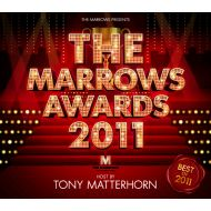 THE MARROWS / THE MARROWS AWARDS 2011(TONY MATTERHORN)(CD)