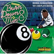 BURN DOWN /  BURN DOWN MIX 8(CD)