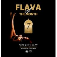 DJ GEORGE & MC MOGGYY / FLAVA OF THE MONTH Vol,7