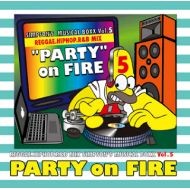 SIMPSON / PARTY ON FIRE Vol.5(CD)