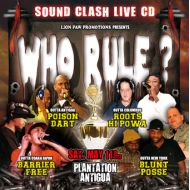 BARRIER FREE/  WHO RULE ? -SOUND CLASH-(2CD)