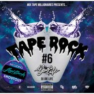 DJ JOE LIFE / TAPE ROCK 6(CD)