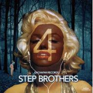 GACHAPAN RECORDS / STEP BROTHERS MIX 4(CD)(K.B.B RECORDS)