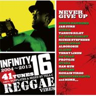 INFINITY 16 / NEVER GIVE UP(CD)