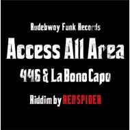 446 & LA BONO CAPO /  ACCESS ALL AREA(CD)