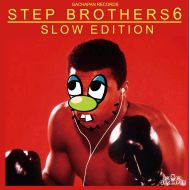 GACHAPAN RECORDS / STEP BROTHERS MIX 6-SLOW EDITION- (K.B.B RECORDS)