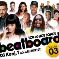 DJ Kenji.T a.k.a DJ KIRIST /  Beatboard Vol,4 -TOP 40 HOT SONGS-