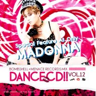 BOMB SHELL x MENACE RECORDS / DANCE CD!! VOL.12