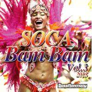 BASS HARMONY/  Soca Bam Bam Vo.3 2015