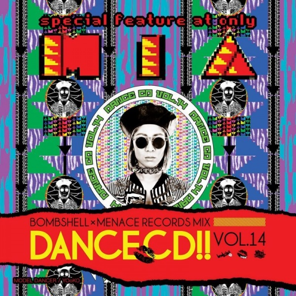 BOMBSHELL×MENACE RECORDS / DANCE CD VOL.14・M.I.A.