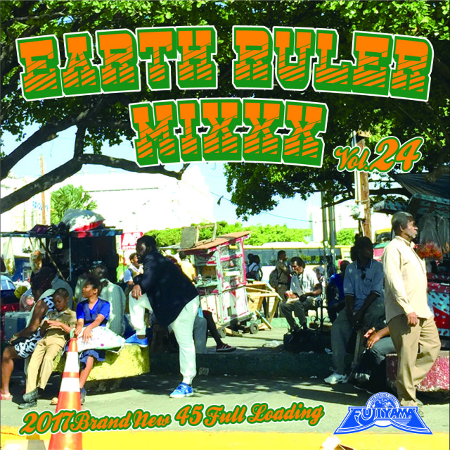 ACURA from FUJIYAMA SOUND / EARTH RULER MIXXX VOL.24