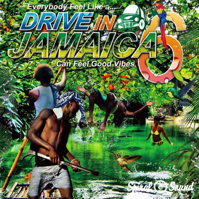 SPIRAL SOUND / DRIVE IN JAMAICA 6