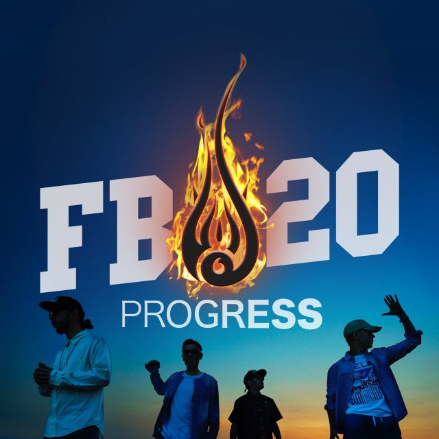 FIRE BALL / PROGRESS (LPレコード)