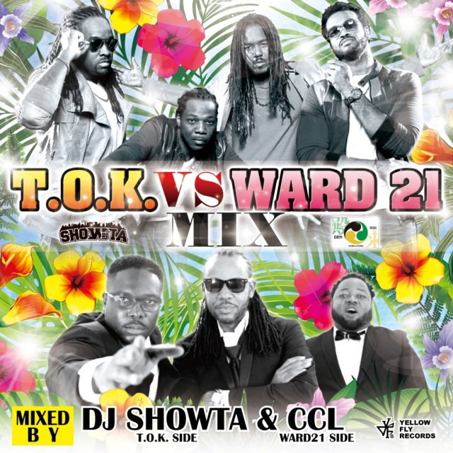 DJ SHOWTA & CCL / T.O.K. VS WARD 21 MIX