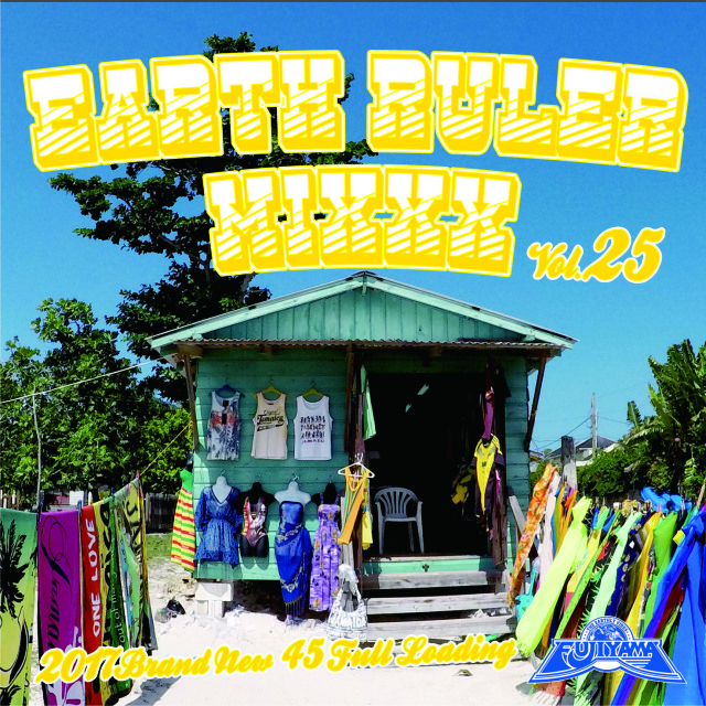 ACURA from FUJIYAMA SOUND / EARTH RULER MIXXX vol.25