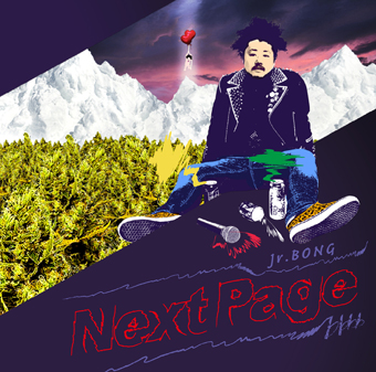JR.BONG / NEXT PAGE