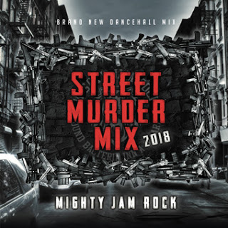 12月6日発売 MIGHTY JAM ROCK / STREET MURDER MIX 2018