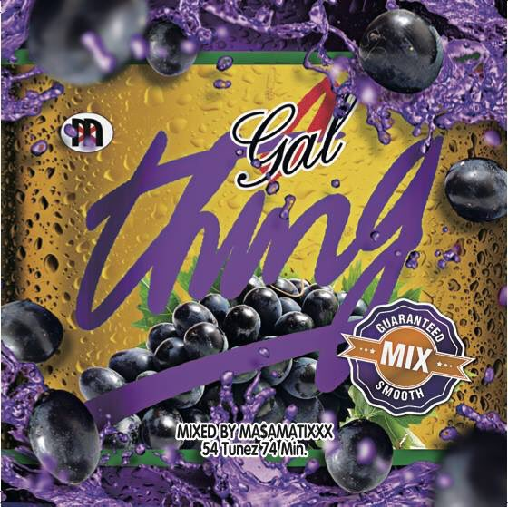 DJ MASAMATIXXX / GAL THING vol.8