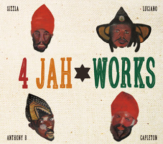 JAH WORKS / 4 JAH WORKS DUB PLATE COLLECTION