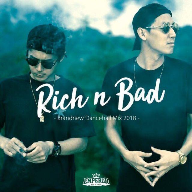 2月28日発売 EMPEROR / RICH & BAD