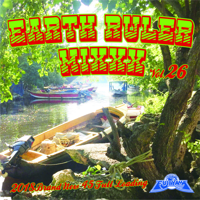 ACURA from FUJIYAMA SOUND / EARTH RULER MIXXX vol.26