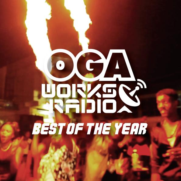 10月5日発売 OGA from JAH WORKS / OGA WORKS RADIO MIX vol.10 -BEST OF THE YEAR-