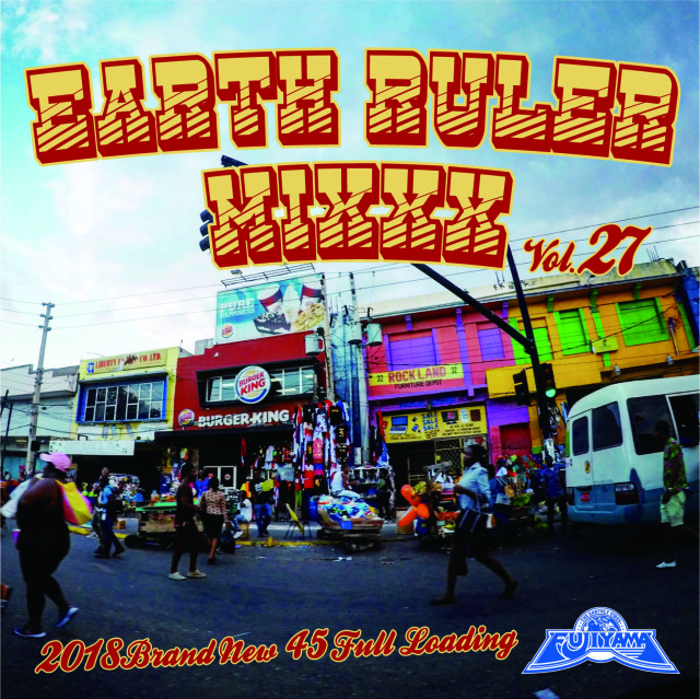 ACURA from FUJIYAMA SOUND / EARTH RULER MIXXX vol.27