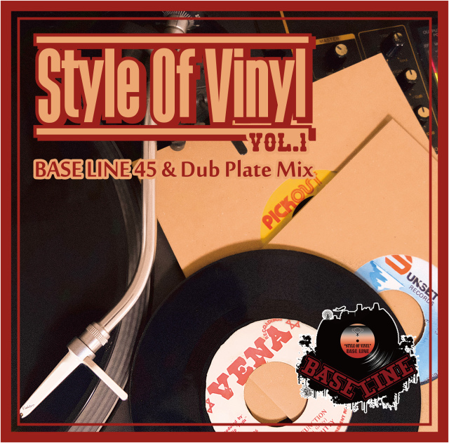 BASE LINE / Style Of Vinyl vol.1