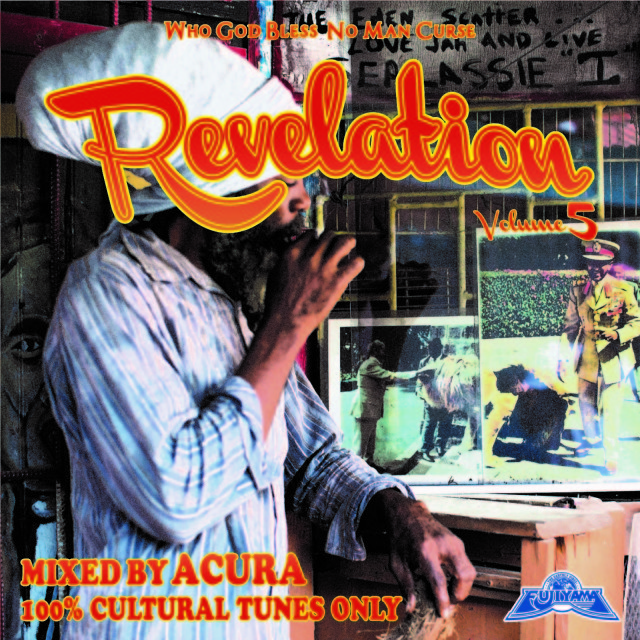 ACURA from FUJIYAMA SOUND / REVELATION vol.5