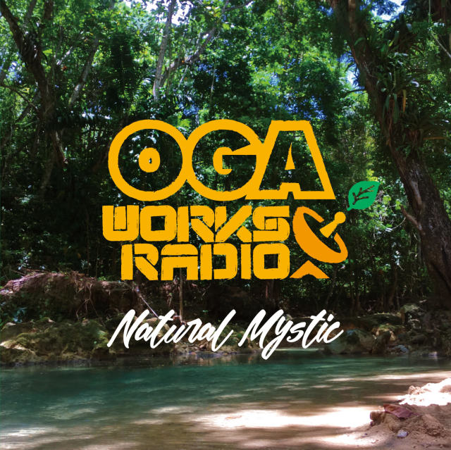 5月4日発売 OGA from JAH WORKS / OGA WORKS RADIO MIX VOL.12 – NATURAL MYSTIC –